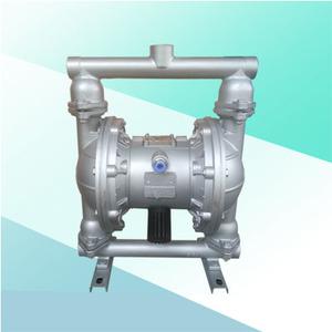 QBY-25耐腐蚀气动隔膜泵化工泵